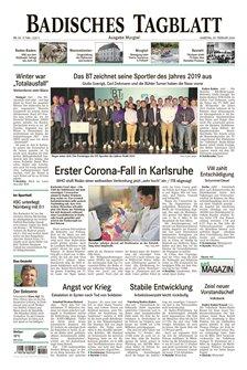 Bt Badisches Tagblatt