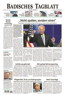Badisches Tagblatt Online